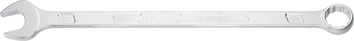 Hazet 600LG-30 Size 30 12-Point Combination Wrench