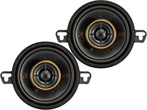 Kicker 47KSC3504 Car Audio 3 1/2