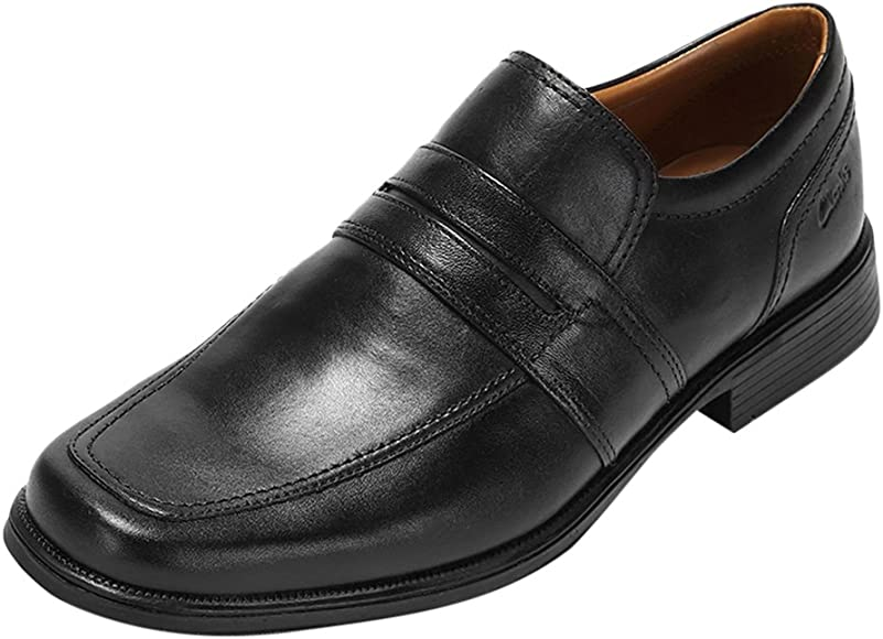 Slip-On Loafer Flats Shoes Huckley Work