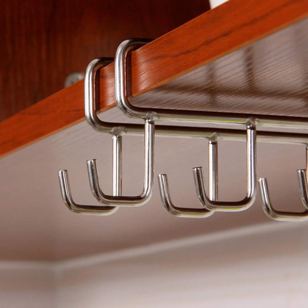 Shelf Storage Racks Shelf Baskets Kitchen Free Nail Creative Hanger Cupboard Wall Hanging Storage Rack ZHAOYONGLI (Size : 274.87.4cm) by ZHAOYONGLI-shounajia (Image #5)