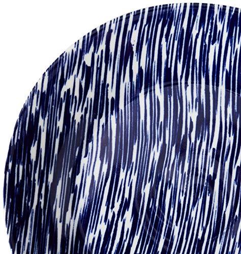 Royal Doulton Pacific Tapas Plates 63Inch Blue Set of 6