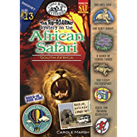 The Rip-ROARING Mystery on the African Safari: Kruger National Park (Around the World Book 13)