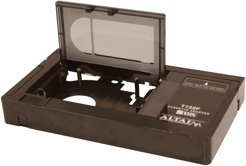 Electrovision Vhs-c Motorised Cassette Adaptor