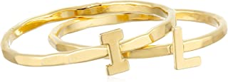 product image for Kris Nations Abbreviation Stackable Ring, Size 7