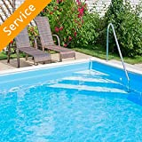 One-Time Pool Cleaning - Pool and Spa - Basic Cleaning