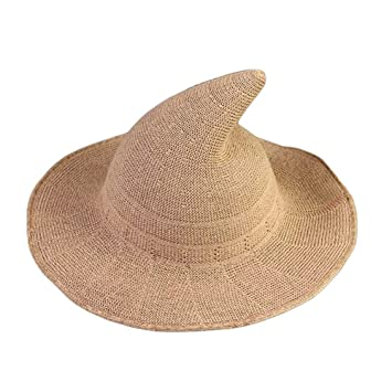 mnoMINI Sombrero de Cubo para Mujer, Tejido, Plegable, Sombrero de ...