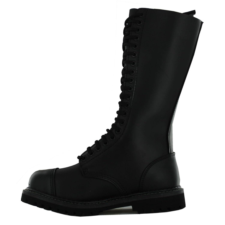 Grinder Womens King CS Derby Leather Boots: Amazon.de: Schuhe & Handtaschen