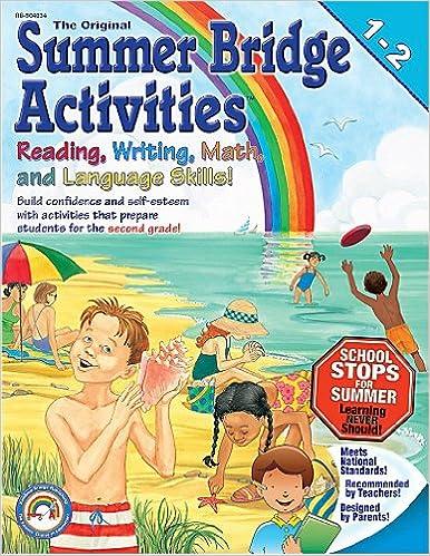 Summer Bridge Activities: 1st to 2nd Grade: Julia Ann Hobbs, Carla ...