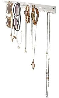 Amazoncom Neatnix Jewelry Rax Wall Mounted Organizer Home Kitchen
