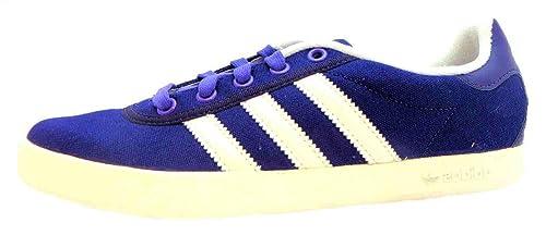 on sale 280e9 d98a5 adidas Adi Court Super - Zapatillas de running de lona para mujer púrpura  morado, color púrpura, talla 37 Amazon.es Zapatos y complementos