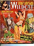WILDCAT ADVENTURES-02/1960-CANDAR-BETTIE PAGE-PAIGE-WWII-NAZI-SWITCHBLADE-good