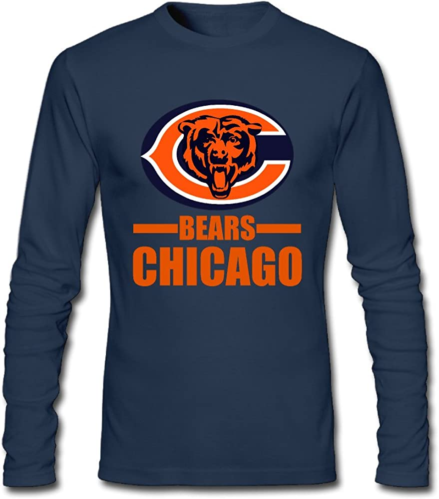chicago bears long sleeve shirt