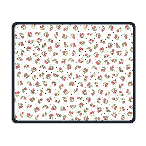 Cherry Pattern Smooth Nice Personality Design Mobile Gaming Mouse Pad Work Mouse Pad Office - Circle Mall Center