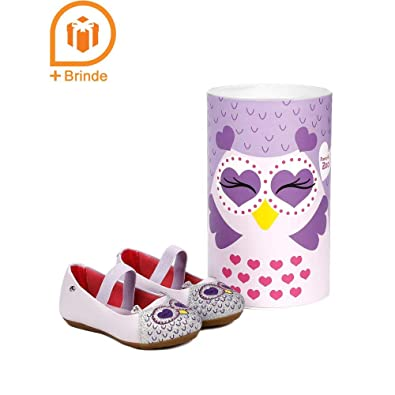 6564f0618b Sapatilha Infantil para Menina - Lilás 27  Amazon.com.br  Amazon Moda