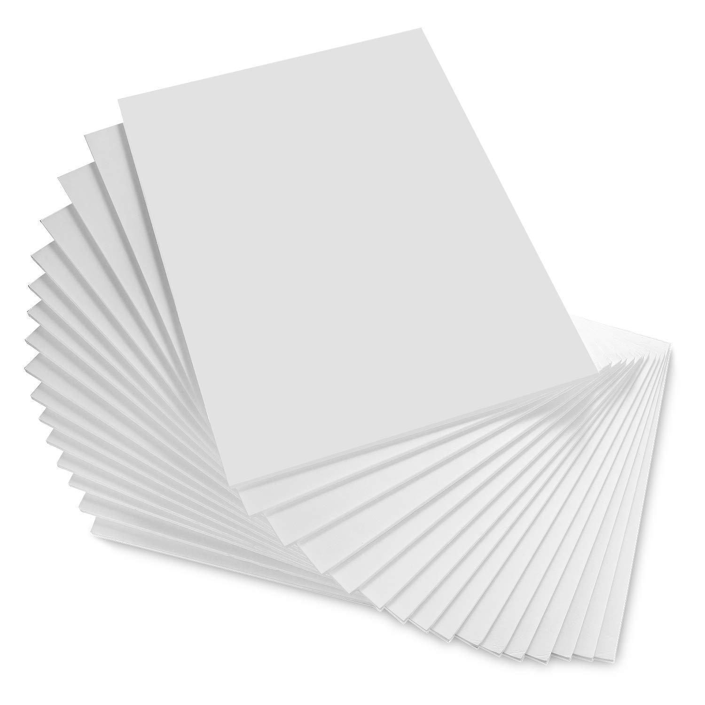 16x A3Foam Board–a + selezionato bianco 5mm fogli in polistirene espanso (297× 420mm) A+Selected