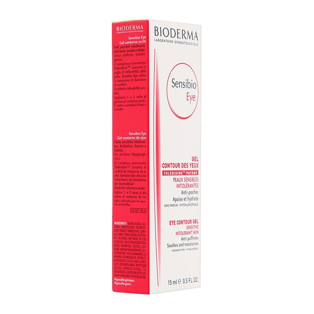 Bioderma Sensibio Eye Contour Gel 0.5 oz