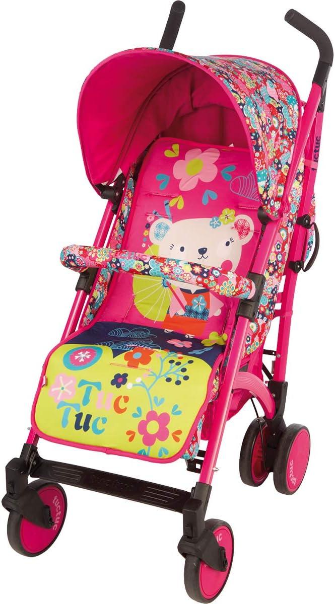 Tuc Tuc Kimono - Colchoneta silla paraguas, niñas