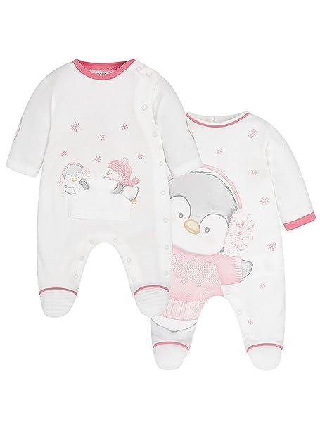 Mayoral 18-02740-076 - Pijama para bebé niña 0-1 Mes