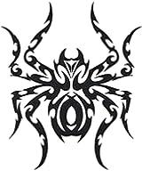 毒蜘蛛のタトゥーシール タランチュラ