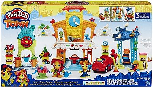 Play-Doh - B5868 - Town  - La Ville product image
