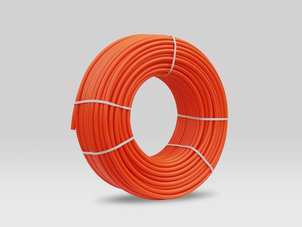 1'' PEXworx Oxygen-Barrier Pex-Al-Pex Radiant Heat Tubing - 100' [Orange]