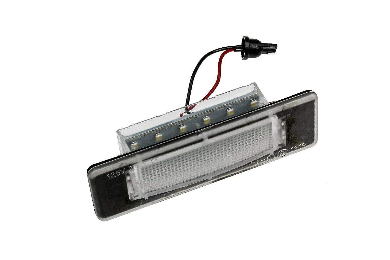 Iluminaci/ón LED para matr/ícula de alta calidad Ceed GT ProCeed Tucson TL TLE Facelift a partir de 2018 KB4
