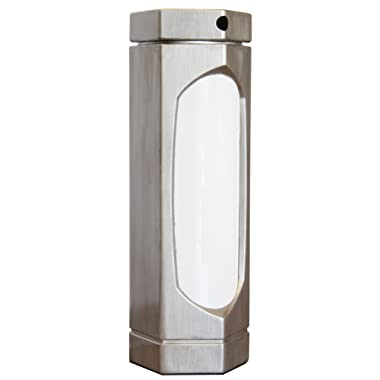 kosher Lamp max - Silver / Brushed Steel