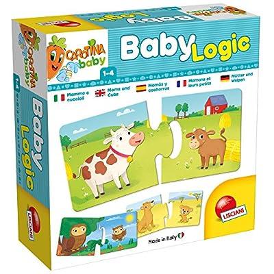 Lisciani Giochi Carotina Baby Baby Logic 58495