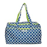 Ju-Ju-Be Classic Collection Starlet Travel Duffel Bag, Royal Envy