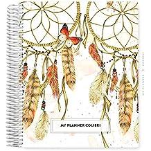 My Planner Colibri Dream Earth - 12 MESES - Sem Data - Layout Mensal, Semanal, com Financeiro e Habit Tracker