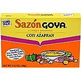 Goya Sazon Azafran Econopak 3.52 OZ(Pack of 3)