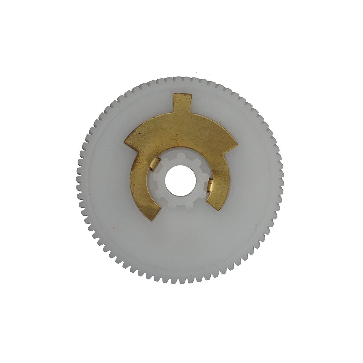 Bross BGE548 Rear Window Wiper Motor Repair Gear with Metal for Range Rover Land Rover Outer Diameter: 53.62 mm
