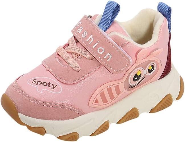 Igemy- Shoes - Zapatillas de Running de Poliuretano para niño Rosa Rosa: Amazon.es: Zapatos y complementos