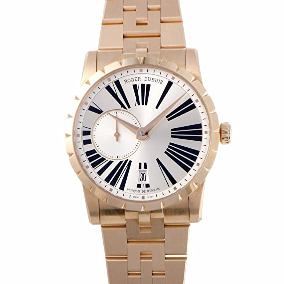 Roger Dubuis Excalibur automatic-self-wind Mens Reloj rddbex0450 (Certificado) de segunda mano: Roger Dubuis: Amazon.es: Relojes