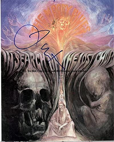 Moody Blues In Search Of Autographed Preprint Signed 11x14 Poster Photo 61qzkaW5ViL