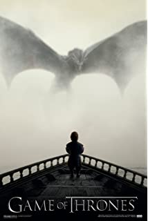 """Game of Thrones TV Show Season Drama Series 32/""""X24/'/' inches Poster109"""