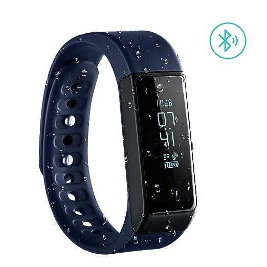 388 opinioni per OMorc Bracciale Fitness Sport, Braccialetto Fitness Bluetooth 4.0, Impermeabile
