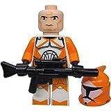 LEGO Star Wars - Figura de soldado clon con blaster (del juego 7913)