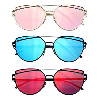 Amazon.com: Emblem Eyewear - Pack de gafas de sol en ...