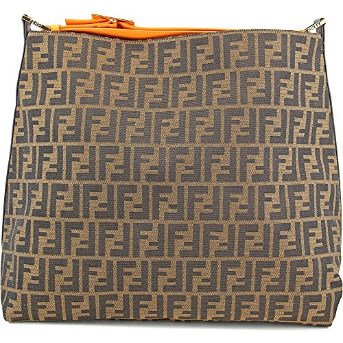 Jacquard Hobo Style Bag - 4