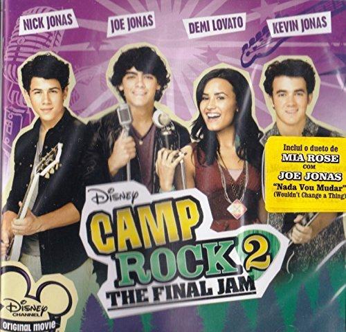- Camp Rock 2 The Final Jam [CD] 2010 by Mia Rose, Joe Jonas, Andre Cruz, Catarina Boto, Marcio Costa, Mariana tavares, S (0100-01-01)