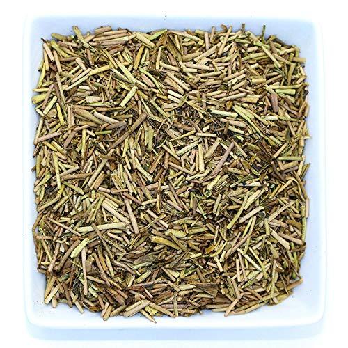 - Tealyra - Superior Miyazaki Hojicha - Japanese Roasted Green Tea - Organically Grown - Loose Leaf Tea - Low Caffeine - 110g (4-ounce)