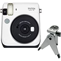 Câmera Instantânea FujiFilm Instax Mini 70 Branca + Tripé c/cabeça móvel
