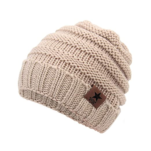 bcb750b8b50 Durio Soft Lovely Knited Warm Infant Toddler Kid Baby Winter Hats Caps Cute Baby  Beanies for
