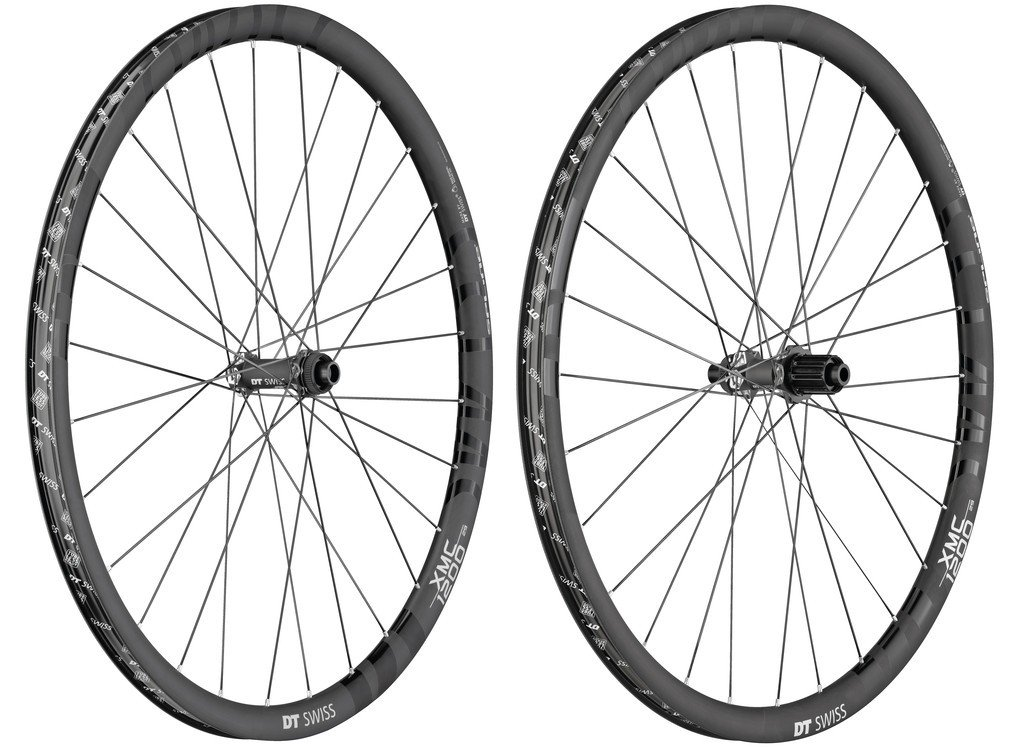 DT Swiss XMC 1200 Spline 29'' Front Wheel 15x110mm Thru Axle, Boost Spacing, Center Lock Disc by DT Swiss (Image #1)