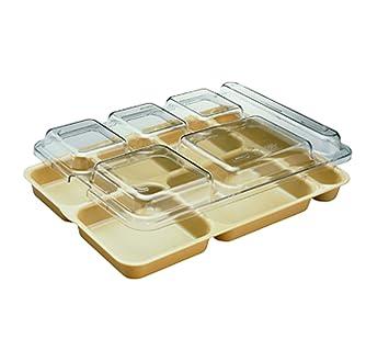 Cambro Camwear policarbonato transparente tapa de bandeja para servir (10146dcwc135) categoría: bandejas de