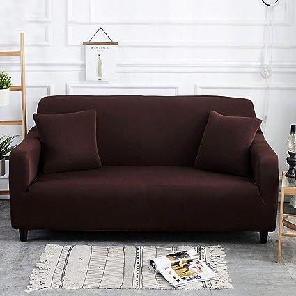 SANDM Antideslizante Funda de sofá elástica, Funda de sofá ...