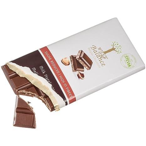 Stevia Schokolade Haselnuss Schokolade Ohne Zukerzusatz 85g 352
