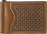Nocona Men's Basket in Money, Brown