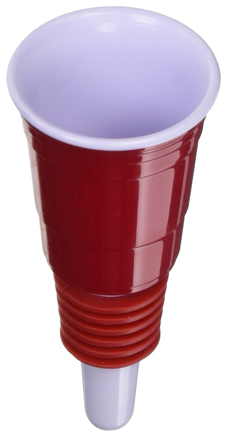 RedCupLiving Wine Stopper Red 4906